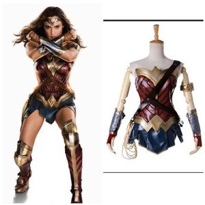 NEW Complete Wonder Woman Cosplay Costume